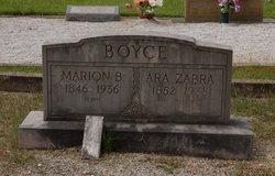 Marion Brinkley Boyce