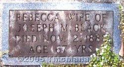 Rebecca <i>McEachern</i> Black