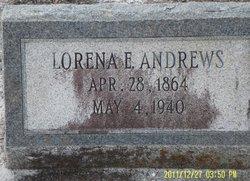 Lorena E Andrews
