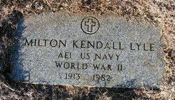 Milton Kendall Ken Lyle