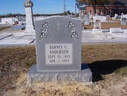 Barney C Anderson