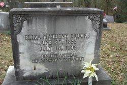 Eliza <i>Freeny</i> Brooks