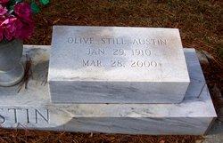 Olive Ophelia <i>Still</i> Austin
