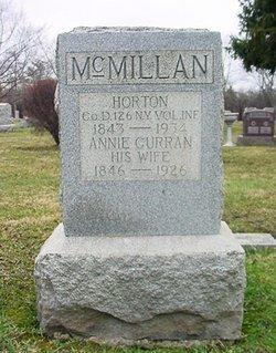 Horton McMillan