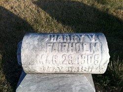 Harry V Fairholm