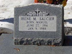 Irene <i>Manuel</i> Saucier