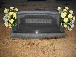 Elmer Franklin Alexander