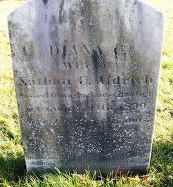 Diana <i>Comstock</i> Aldrich