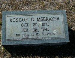 Roscoe Grayle Ross McBrayer