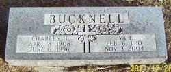 Charles H Bucknell