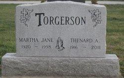 Thenard Allen Torgy Torgerson