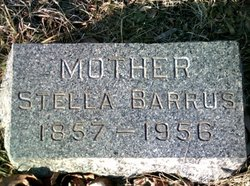 Amelia Estella <i>Carothers</i> Barrus