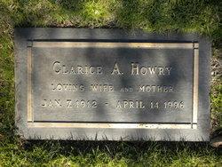 Clarice Augusta <i>Moore</i> Howry