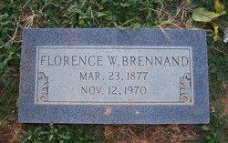 Florence M. <i>Wulfjen</i> Brennand