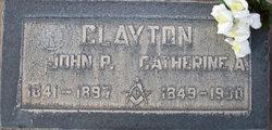 Pvt John Price Clayton