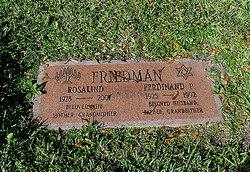 Ferdinand Friedman