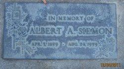 Albert A Siemon
