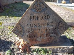 James Beauford Buford Lunsford
