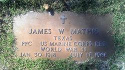 James William Sonny Mathis, Jr