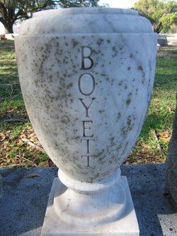 Oran Holt Boyett