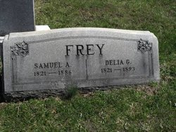 Delia <i>Gallatin</i> Frey