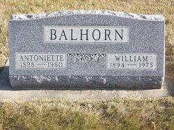 Antoniette <i>Albertsen</i> Balhorn