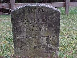 Mary Elizabeth <i>Elswick</i> Phipps
