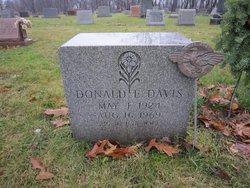Donald E. Davis