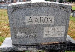 Edith <i>Dowell</i> Aaron