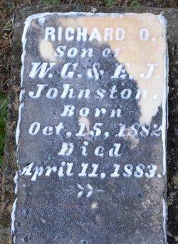 Richard O. Johnston