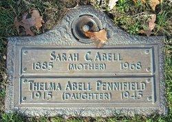 Sarah C. <i>Payne</i> Abell