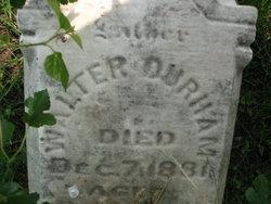 Walter Sherman Durham