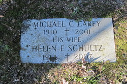 Helen F. <i>Schultz</i> Carey