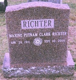 Maxine Putnam <i>Clark</i> Richter