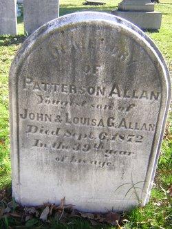 Patterson Allan