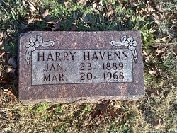 Henry Harrison Harry Havens, Sr