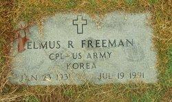 Elmus Robert Freeman