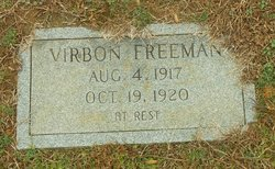 Virbon Freeman