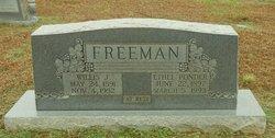 Willis J. Freeman