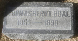 T Berry Boal