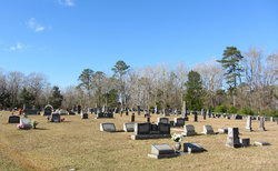 Moaks Creek Baptist Church Cemetery