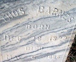 Thomas Barnes