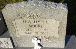 Lois Levera <i>Moore</i> Morgan