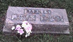 Mary Agnes <i>Snapp</i> Barnes