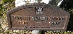 Laverne Hall <i>Carter</i> Adkins