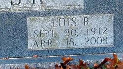Lois Roberta <i>Dodson</i> Fisk