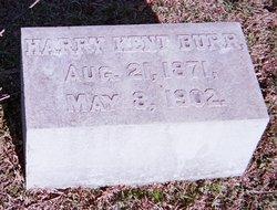 Harry Kent Burr