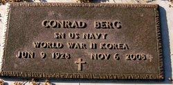 Conrad Connie Berg
