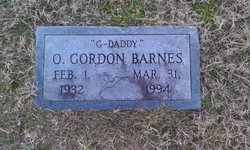 Oliver Gordon Barnes