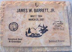 James William Barrett, Jr